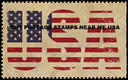 Buy Stamps Near Me USA