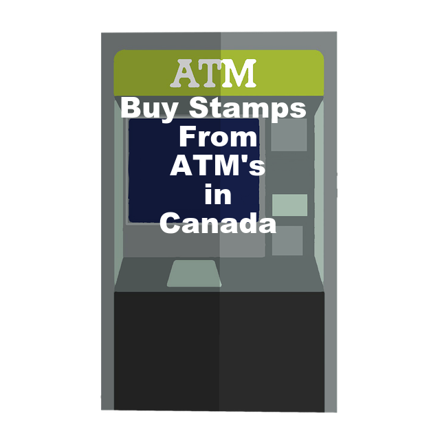 Buy Stamps From ATM Terrebonne